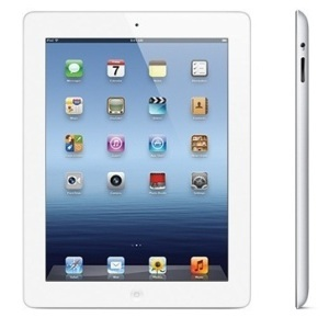 Apple iPad new 64Gb Wi-Fi + 4G White (Белый)