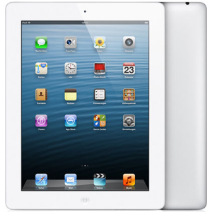 iPad 4 Wi-Fi + Cellular 16 Gb White (белый)