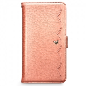 Чехол Zenus Pretty Lace Diary Collection для Samsung Galaxy S4 розовый