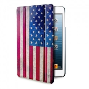 "Чехол PURO для iPad mini ""Zeta Slim"" Flag , USA"