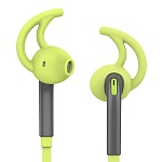 Стерео-наушники Rock Mucu Stereo Earphone (RAU0515) green