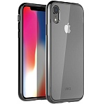Чехол для Apple iPhone XR Uniq Glacier Xtreme (черный)