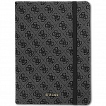 Чехол Guess 4G collection Folio для Apple iPad 9.7 (2017\2018) (серый)