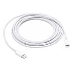 Кабель передачи данных USB-C to Lightning Cable 1 m (MX0K2ZM/A) white