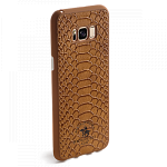 Чехол для Samsung Galaxy S8 Polo Club Santa Barbara Knight series Brown