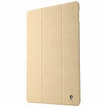 Чехол Baseus Terse Leather для Apple iPad 9.7 (2017\2018) бежевый