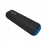Внешний аккумулятор Energizer Power Bank UE2507 2500 mAh black blue