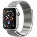 Apple Watch Series 4 GPS 40mm MU652 (Silver Aluminum Case with Seashell Sport Loop