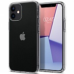 Чехол Spigen Liquid Crystal для Apple iPhone 12 mini (прозрачный)