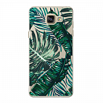 Чехол для Samsung Galaxy A5 (2016) Deppa Art Case Back to summer Листья