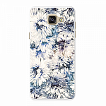 Чехол для Samsung Galaxy A5 (2016) Deppa Art Case Flowers Хризантемы