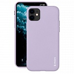 Чехол Deppa Gel Color Case для Apple iPhone 11 (лавандовый)