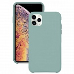 Чехол Silicone Case для Apple iPhone 11 Pro (зеленый)