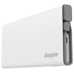 Внешний аккумулятор Energizer Power Bank UE10004QC 10000 mAh QC 3.0 white