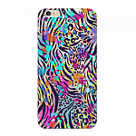Чехол для Apple iPhone 6/6S Plus Deppa Art Case Animal print Жираф
