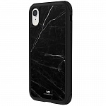 Чехол White Diamonds Tough Marble для Apple iPhone XR (черный)