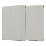 Чехол JisonCase Executive Smart Cover для Apple iPad Air 2\Air  белый