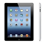 Apple iPad new 16Gb Wi-Fi + 4G Black (Черный)