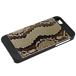 Чехол для iPhone 5/5S Ppyple Metal Jacket serpent black