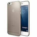 Чехол для Apple iPhone 6 (4.7) SPIGEN SGP Air Skin бежевый