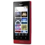 Sony MT27i Xperia sola (red)