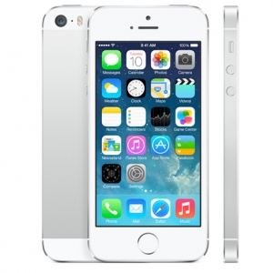 Apple iPhone 5S 16 GB Silver A1457 (Белый)