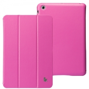Чехол для iPad mini Jison Case Executive малиновый