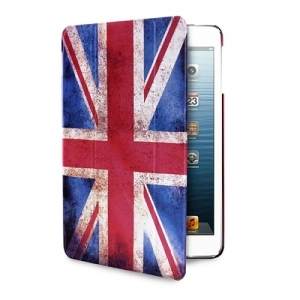 "Чехол PURO для iPad mini ""Zeta Slim"" Flag , Англия"
