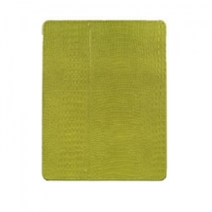 Чехол для Apple iPad2\3\4 IHUG Crocodile green
