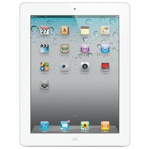 Apple iPad 2 32Gb Wi-Fi + 3G White (белый)