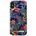 Чехол для iPhone X iDeal of Sweden Fashion Case MYSTERIOUS JUNGLE