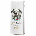Внешний аккумулятор Hoco Power Bank 10000 mAh J13 Adorable puppy, Habibi