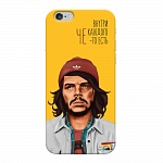 Чехол для Apple iPhone 6/6S Deppa Hipstory Че Гевара