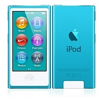 Apple iPod Nano 7 16 Gb голубой