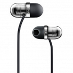 Стерео-наушники Xiaomi Piston Air Capsule Earphone black\silver (JNEJ01JY)