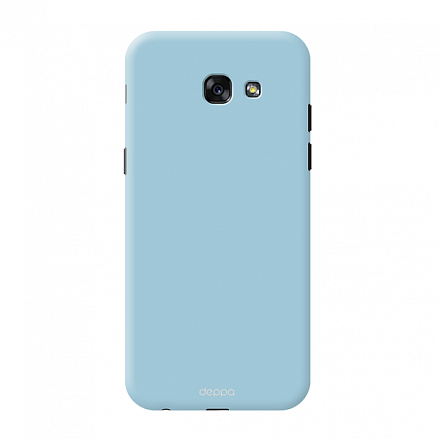 Чехол для Samsung Galaxy A7 2017 Deppa Air Case голубой