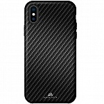 Чехол для iPhone XS Max Black Rock Flex Carbon Black