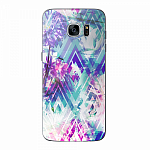Чехол для Samsung Galaxy S7 edge Deppa Art Case Flowers Пионы