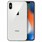Apple iPhone X 64 Gb Silver A1901