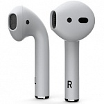 Беспроводные наушники Apple AirPods Custom Colors (matt light grey)