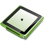 iPod nano 6G 8Gb Green