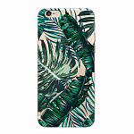 Чехол для Apple iPhone 6/6S Deppa Art Case Back to summer Листья 2