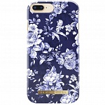 Чехол для iPhone 8/7/6/6s Plus iDeal of Sweden Fashion Case Sailor Blue Bloom