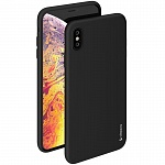 Чехол для iPhone XS Max Deppa Gel Color Case (черный)