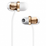 Стерео-наушники Xiaomi Piston Air Capsule Earphone white\gold (JNEJ01JY)