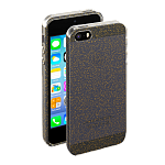 Чехол для Apple iPhone 5/5S Deppa Chic Case (черный)