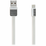 Кабель передачи данных Remax Lightning to USB RC044i Platinum cable 1.0м (white)