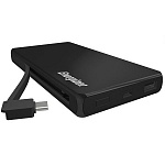 Внешний аккумулятор Energizer Power Bank UE10016CQ 10000 mAh Type-C, QC 3.0 black