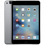 Apple iPad mini 4 64Gb Wi-Fi + Cellular Space Gray MK722RU/A