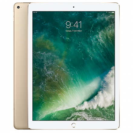 Apple iPad Pro 12,9 256 Gb Wi-Fi + Cellular (Gold) ML2N2RU/A